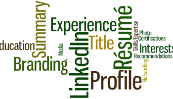 the differences between the experience sections of your résumé and