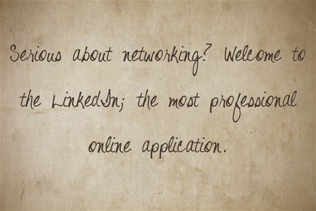 Serious-about-networking