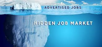Penetrate hidden job market