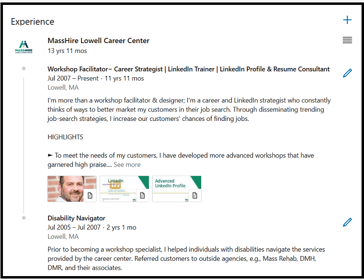 How to brand yourself with the new LinkedIn profile: part 1 | Things