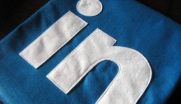 LinkedIn Flag