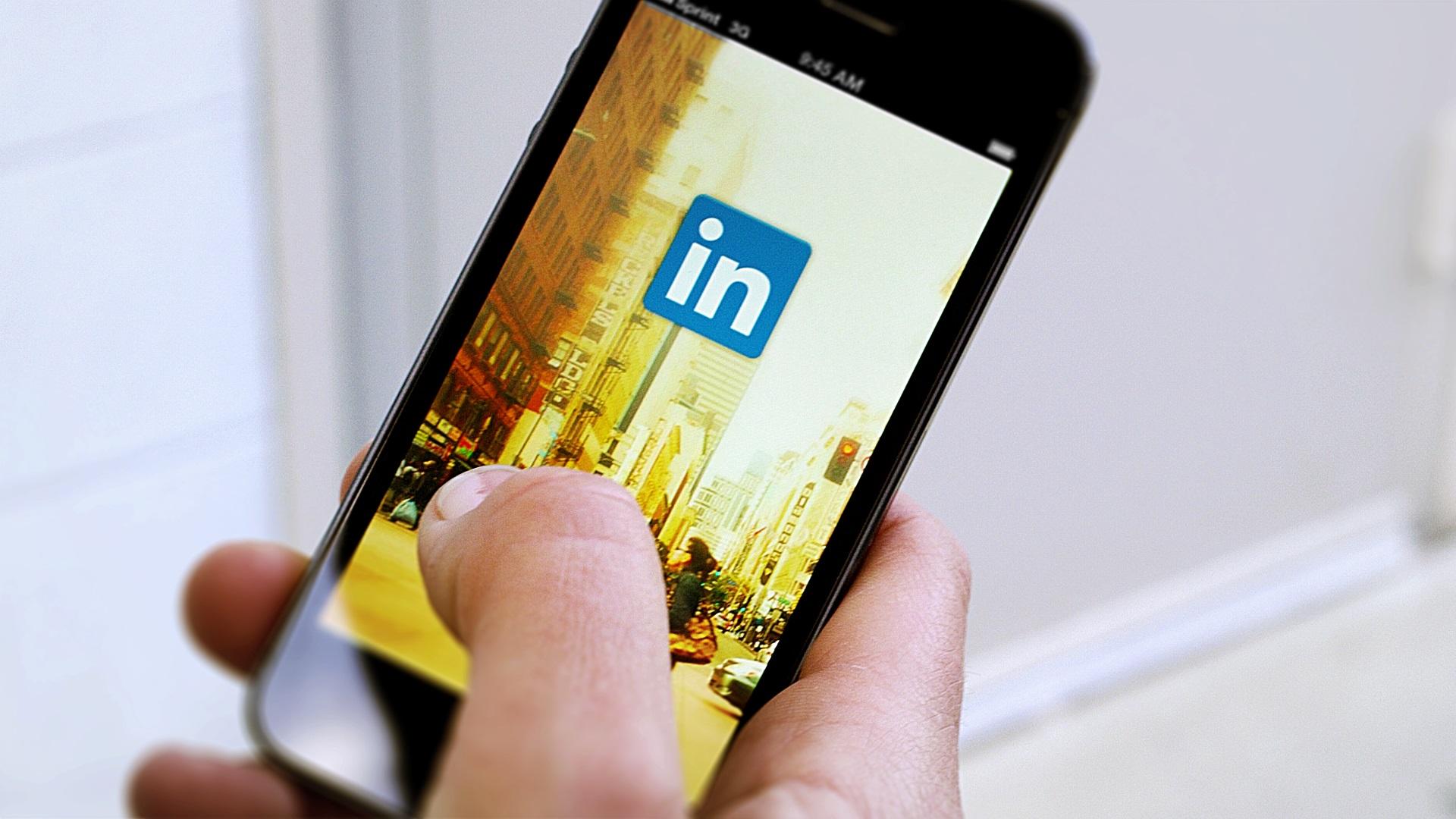 LinkedIn Phone