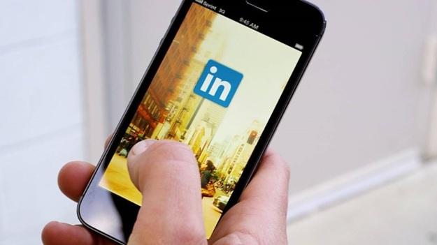 LinkedIn mobile